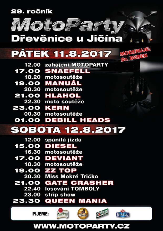 MOTOSRAZ MOTOPARTY 2017